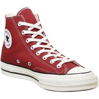 Converse All Star Hi 70 S ENAMEL RED EGRET BLACK