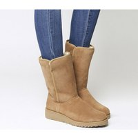ce8d59706a6 Save 42% - UGG Classic Amie Slim Short CHESTNUT SUEDE