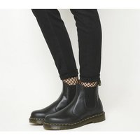 shop for Dr. Martens 2976 Chelsea Boots F BLACK LEATHER at Shopo