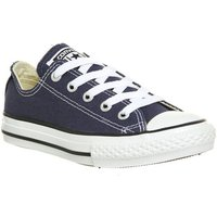 Converse All Star Low Youth NAVY
