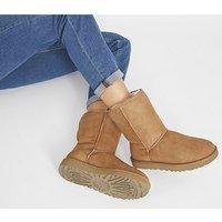 UGG Classic Short II Boots CHESTNUT SUEDE 2682345086