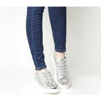 Office Crown Jewels Trainer SILVER