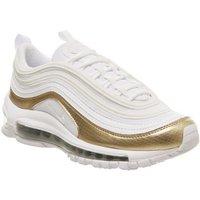Nike Air Max 97 Gs WHITE WHITE BLUSH GOLD