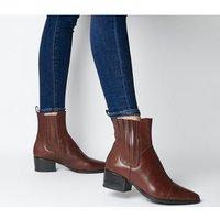Vagabond Shoemakers Marja Chelsea Boot BRANDY