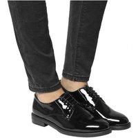 Vagabond Amina Lace Shoe BLACK PATENT