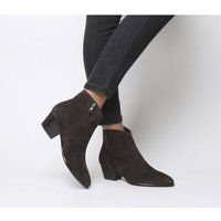 Ash Heidi Bis Ankle Boot Grey