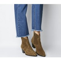 Ash Heidi Bis Ankle Boot Russet