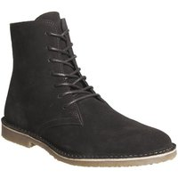 Ask the Missus Dansih Lace Boot CHOCOLATE SUEDE