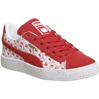 Puma Suede Classic Ps HELLO KITTY RED
