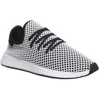 adidas Deerupt CORE BLACK WHITE