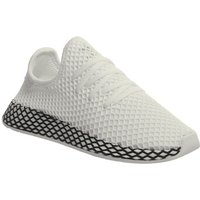Adidas Deerupt WHITE WHITE CORE BLACK