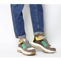 Fornarina Super Sneaker GREEN