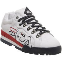 Fila Trail Blazer WHITE FILA NAVY FILA RED F