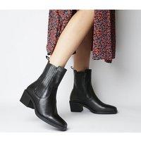 shop for Vagabond Shoemakers Simone High Chelsea BLACK at Shopo
