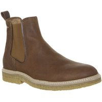 Poste For Offspring Chelsea Boot TOBACCO NUBUCK