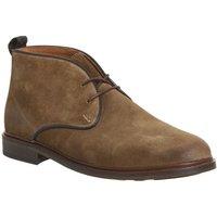 Shoe the Bear Dalton Chukka Boot BROWN SUEDE