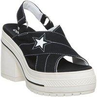 Converse One Star Heel BLACK EGRET