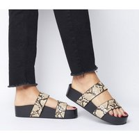 shop for Office Malice Fashion Footbed SNAKE at Shopo