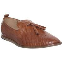 Hudson London Comber Tassel Loafer CALF TAN
