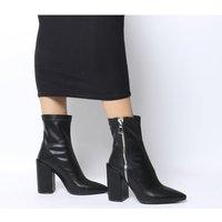 Ego Lucian Boot BLACK PU