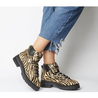 shop for Office Above All- Hiker Boot TIGER COW HAIR at Shopo
