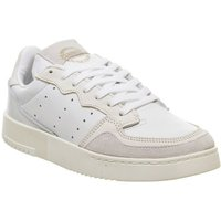 adidas Supercourt CRYSTAL WHITE CHALK WHITE