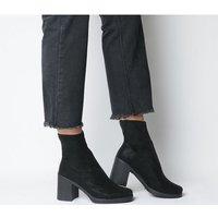 shop for Office Artichoke- Sock Boot Square Toe BLACK at Shopo
