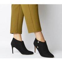 shop for Office Mandy Shoe Zip Shoeboot BLACK at Shopo