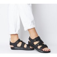 Dr. Martens Redfin Sandal BLACK