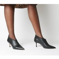 shop for Office Macs Pointed Shoeboot BLACK LEATHER at Shopo