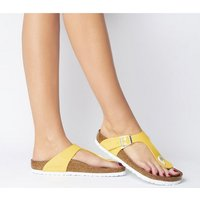 Birkenstock Toe Thong Footbed Sun