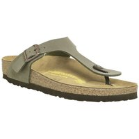 Birkenstock Toe Thong Footbed Stone