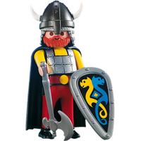 Head of vikings