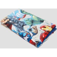 Mens Blue Arena Avengers Junior Towel