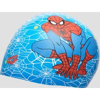 Arena Marvel Spiderman Junior Swimming Cap - Blue, Blue