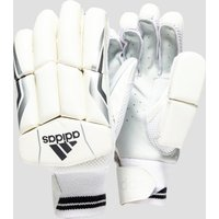 adidas Xt 4.0 Junior Batting Gloves - white, white