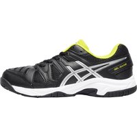 ASICS GEL GAME 5 GS JUNIOR TENNIS SHOES - black, black