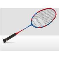 Blue Babolat Mini Bad Junior Badminton Racket