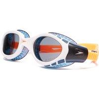 Mens Orange Speedo Futura Biofuse Flexiseal Swimming Goggles