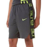 Black Nike Dry Elite Junior Basketball Shorts