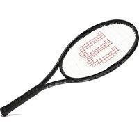 "Black Wilson Pro Staff 25"" Junior Tennis Racket, Black"