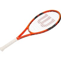 Mens Red Wilson Federer 100 Tennis Racket