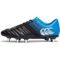 Mens Black Canterbury Phoenix 2.0 Sg Rugby Boots