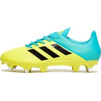 Mens Yellow Adidas Malice Sg Rugby Boots