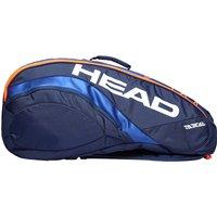 Mens Blue Head Radical Combi X6 Racket Bag