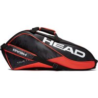 Mens Black Head Tour Team Pro X3 Racket Bag