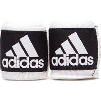Mens White Adidas Boxing Hand Wraps