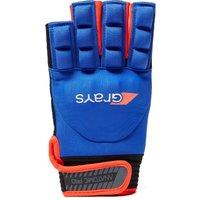Mens Blue Grays Anatomic Pro Left Hand Hockey Gloves