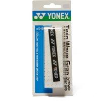 Womens White Yonex Twin Wave Grap Synthetic Grip