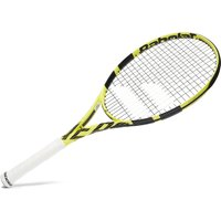 Mens Yellow Babolat Pure Aero Lite Tennis Racket